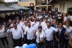 Candidatos a la corporación municipal de Guatemala por FCN-Nación.