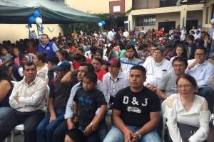 Presentan a candidatos a la corporación municipal de Guatemala por FCN-Nación.