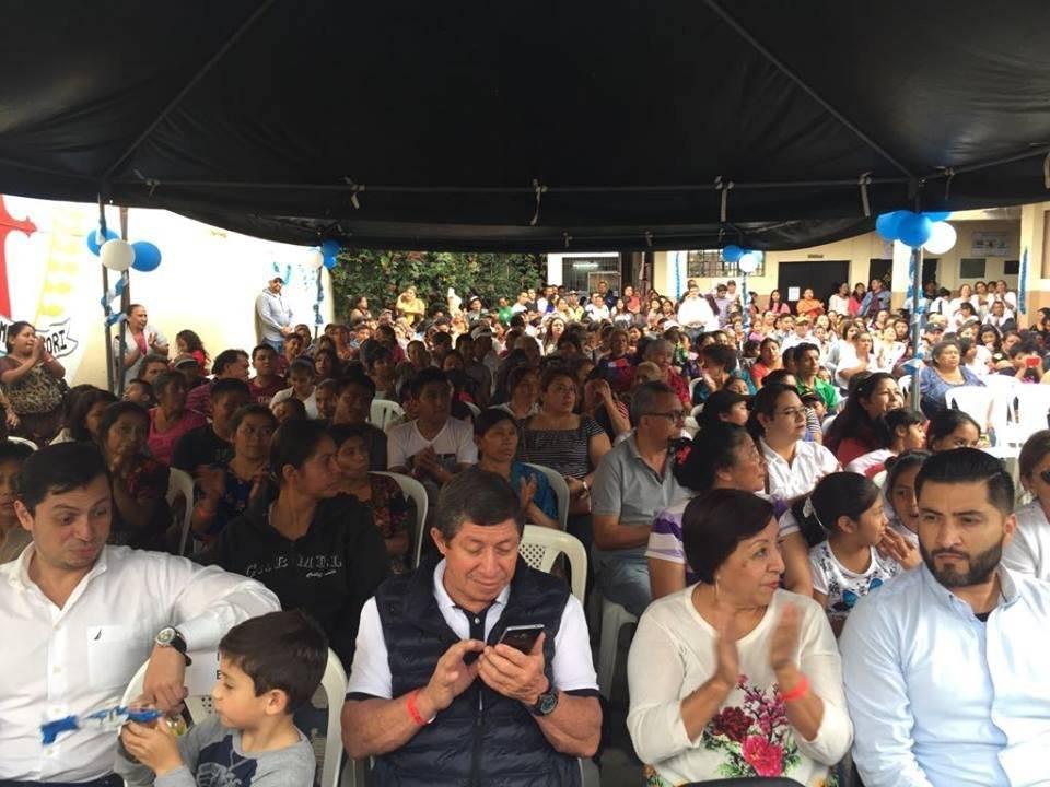 Candidatos a la corporación municipal de Guatemala por FCN-Nación. Foto: Omar Solís
