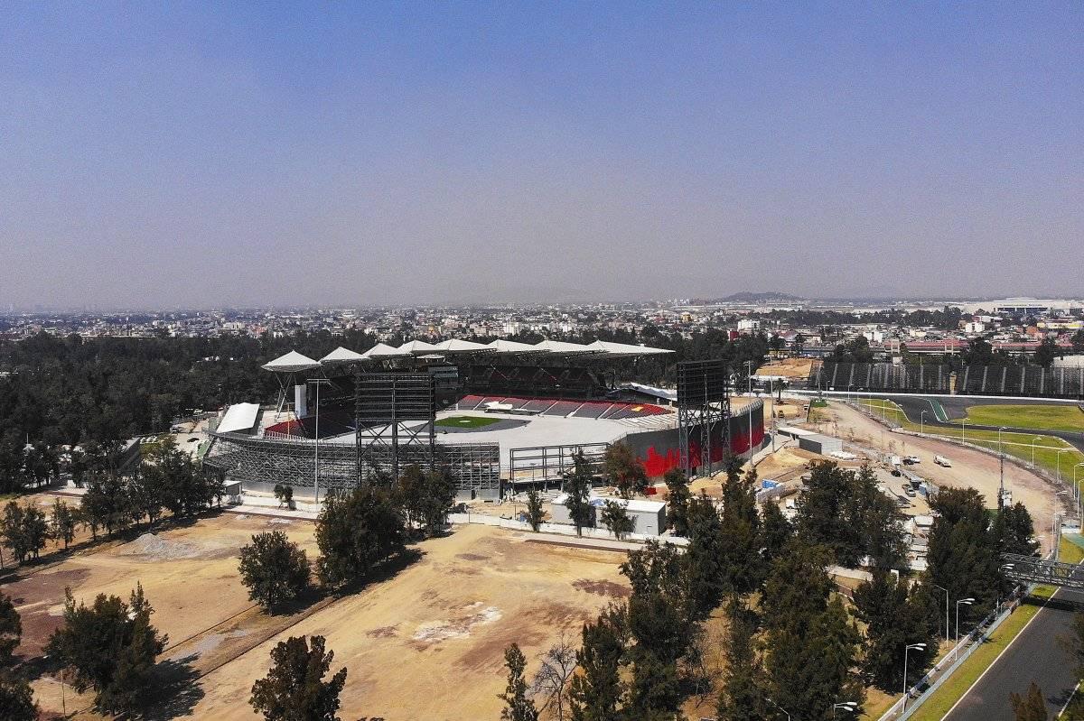 Estadio Diablos Rojos-Getty Images
