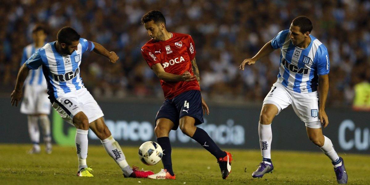 Independiente vs. Racing: el Diablo le quiere arruinar el campeonato a la Acadé