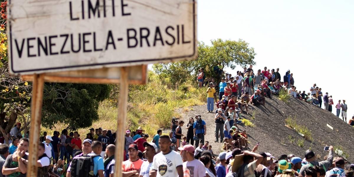 Ingresa a Venezuela primer cargamento de ayudas desde Brasil