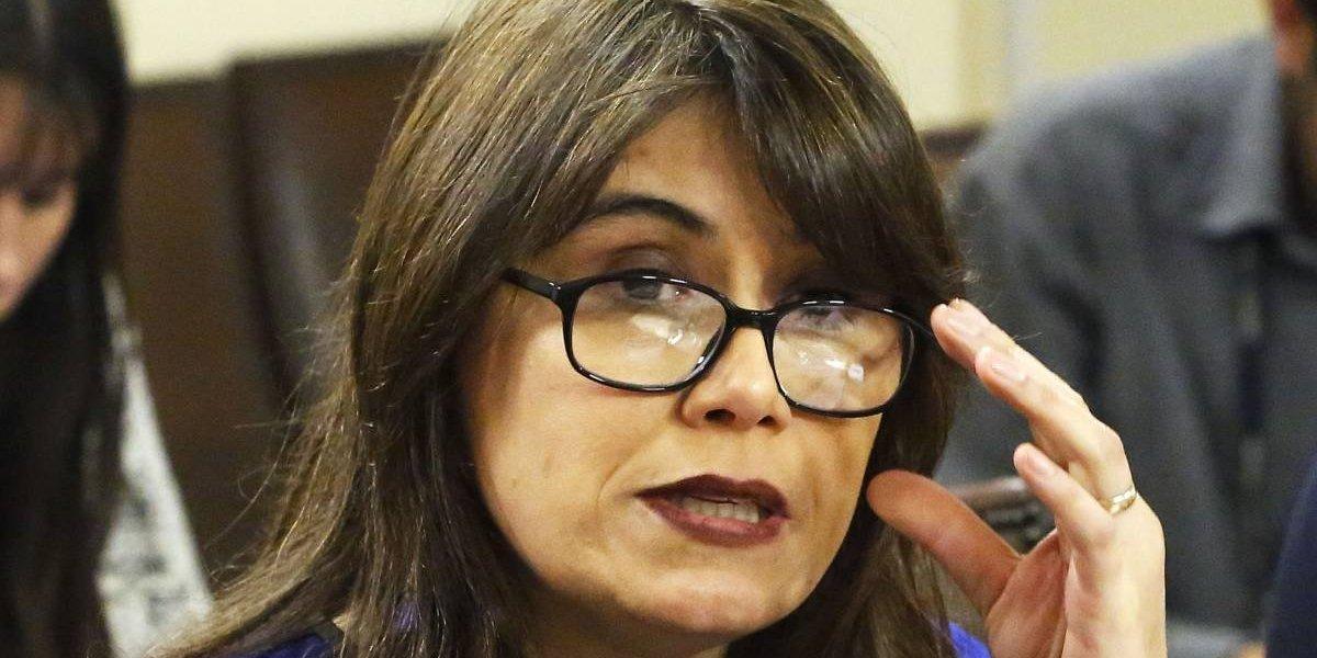Caso Gendarmería: Fiscalía solicita sobreseimiento definitivo para Javiera Blanco