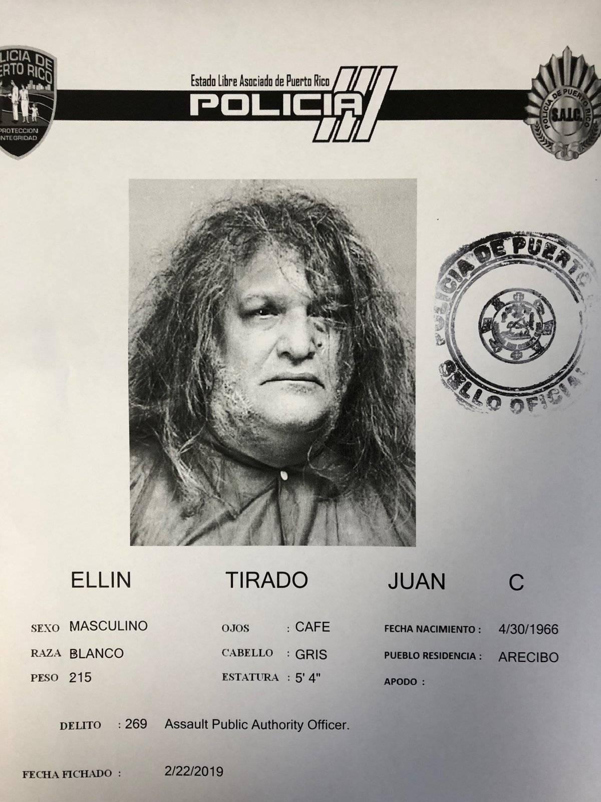 Juan C. Ellin Tirado