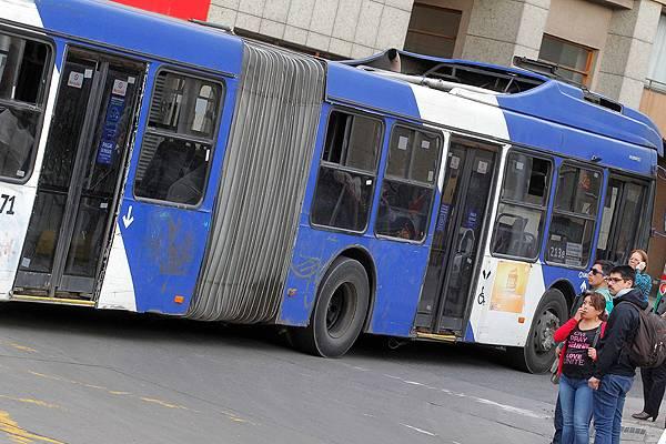 Transantiago: Sistema de buses volverá a su horario normal este 2 de enero