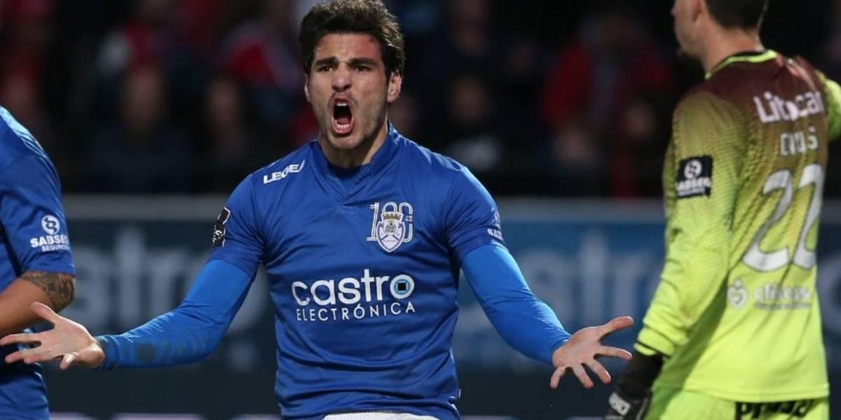 VIDEO: Pollo Briseño marca en derrota del Feirense