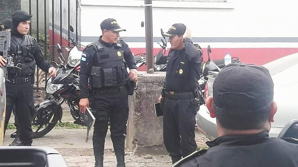 Rony Ortiz es solicitado en extradición por EE. UU. Foto: PNC