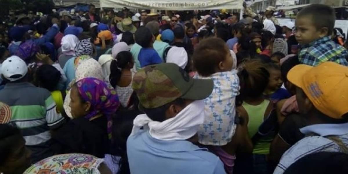 Los hijos de venezolanos en Colombia que no son de allá o de acá