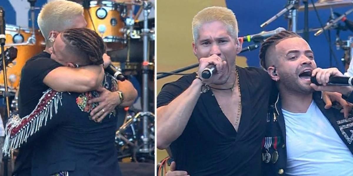 Estos fueron los mejores momentos del concierto Venezuela Aid Live