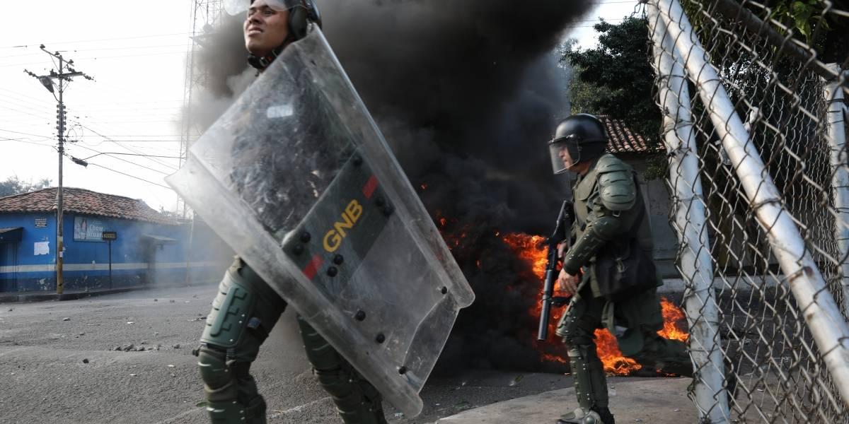 Se registran enfrentamientos en la frontera de Colombia y Venezuela