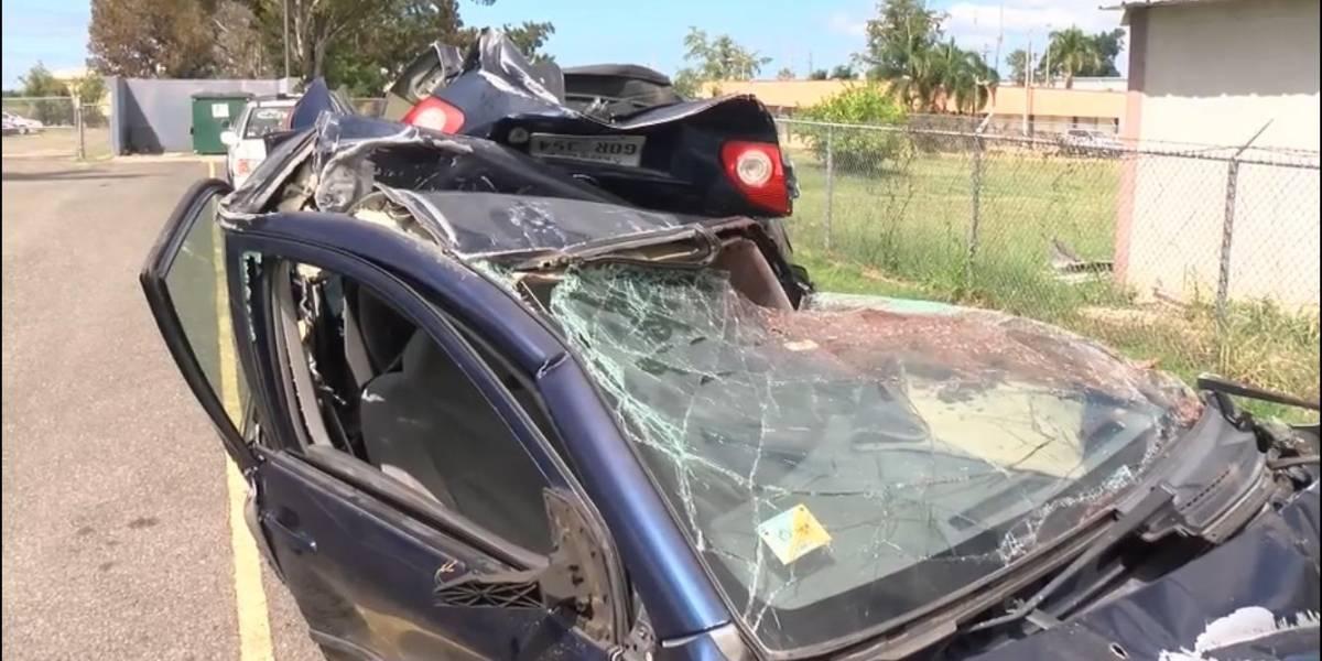 Fallece estudiante de UPR en Mayagüez en accidente de tránsito