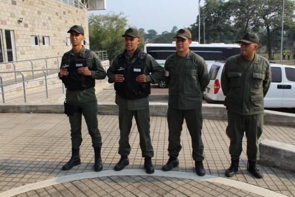 Soldados desertores