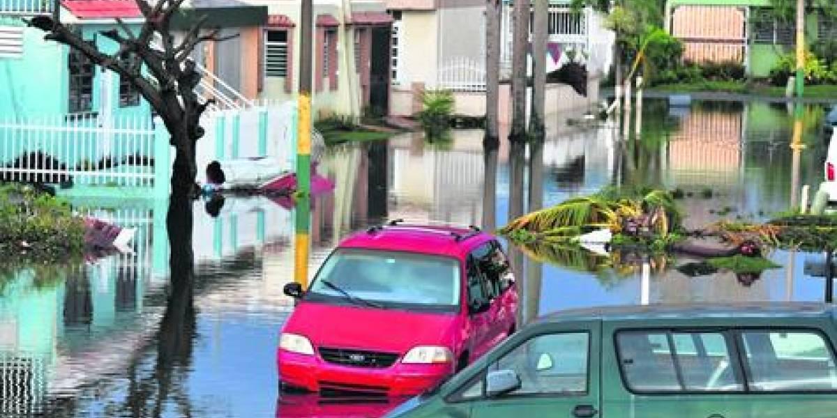 Menos del 4 % tiene un seguro por inundación
