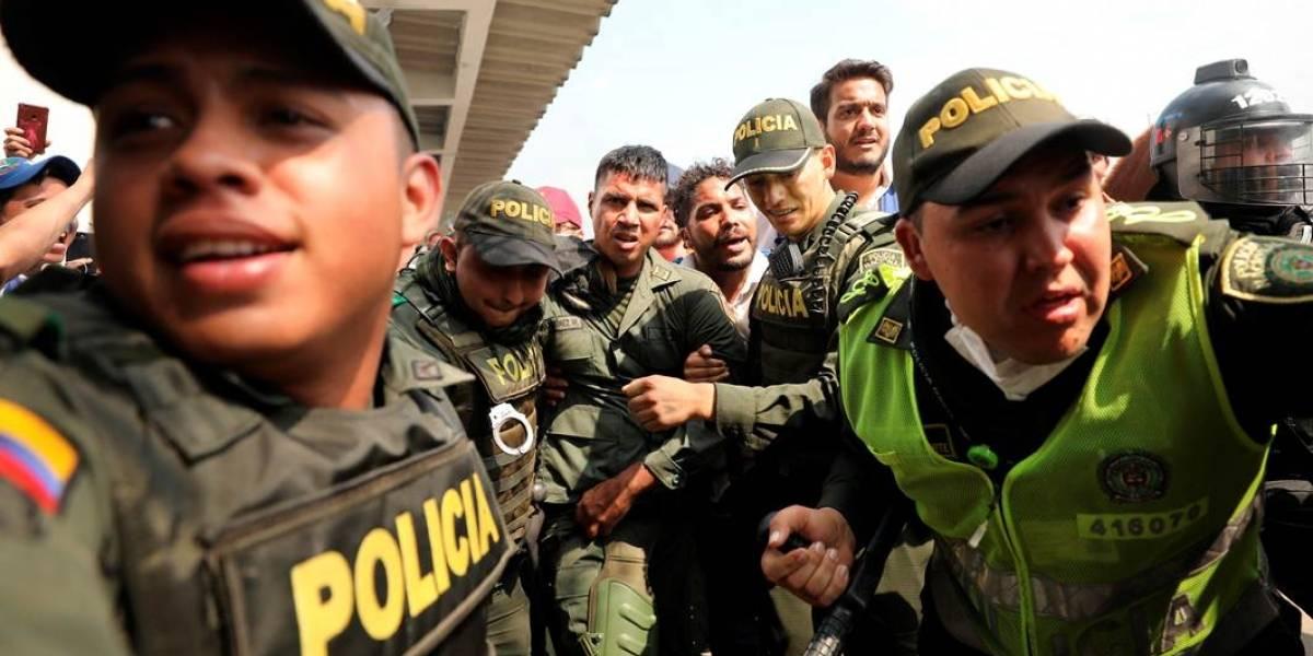 Más de 100 militares venezolanos desertaron y pidieron refugio