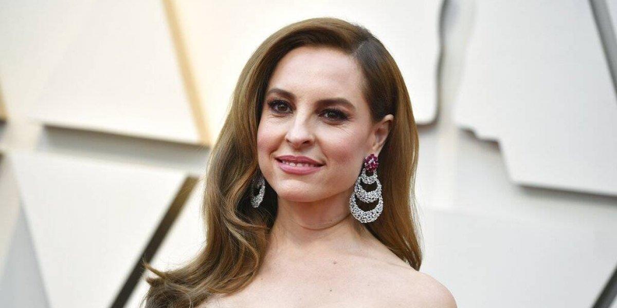 """""""No es un sueño, es real"""", expresa Marina de Tavira en los Óscar 2019"""