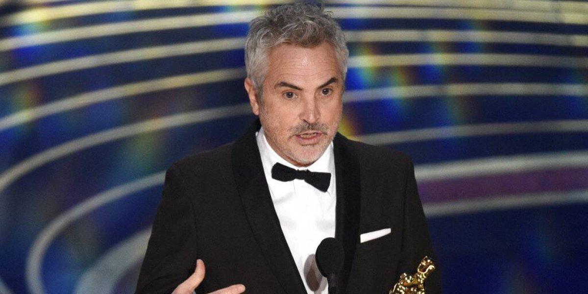 ¿Cuántos Óscares se llevó Roma de Alfonso Cuarón?