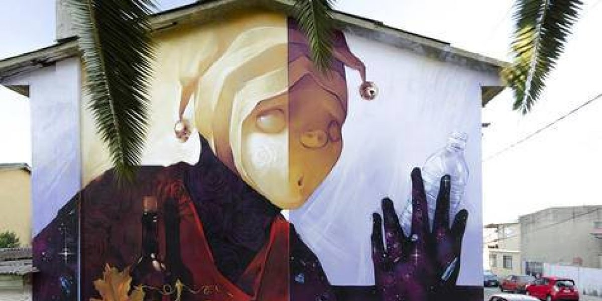 Artista callejero realiza tour de graffiti por AL