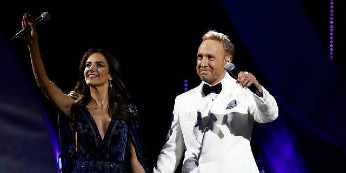 Confirmado: Mari Godoy y Martín Cárcamo se repetirán el plato en Viña 2020