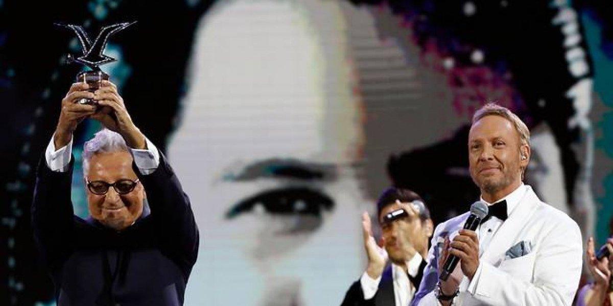 Viña 2019: Artistas rindieron homenaje de lujo a Lucho Gatica