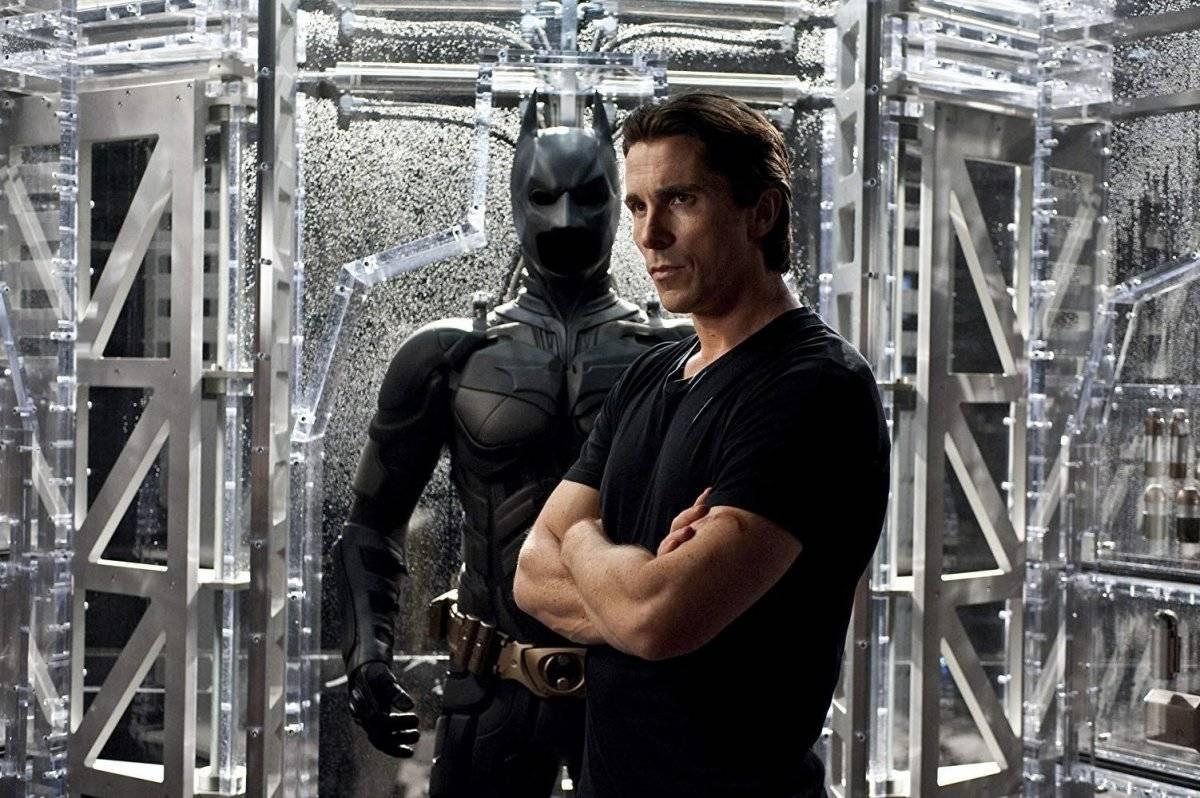 Foi com a trilogia do Batman de Christopher Nolan que Christian Bale ganhou fama mundial. Ele interpretou o Homem-Morcego entre 2005 e 2012 Divulgação