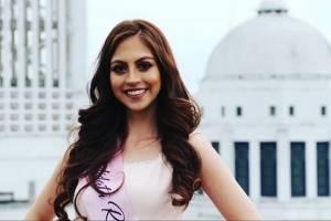 Andrea Vanessa Lozada, la nueva Reina de Ambato 2019