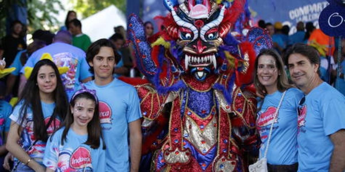 #TeVimosEn: Induveca respalda una vez más la celebración del Carnaval Vegano