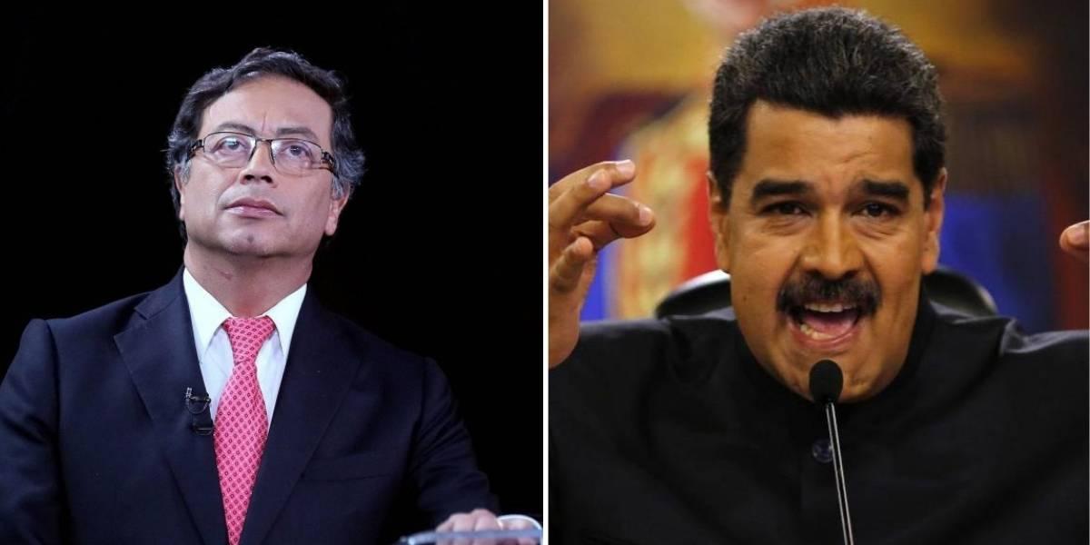 Trino del fiscal venezolano asegurando que existe amistad entre Petro y Maduro genera polémica