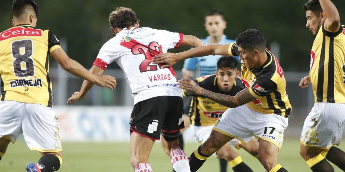 Curicó Unido y Coquimbo Unido reparten puntos y bostezos en un aburrido encuentro