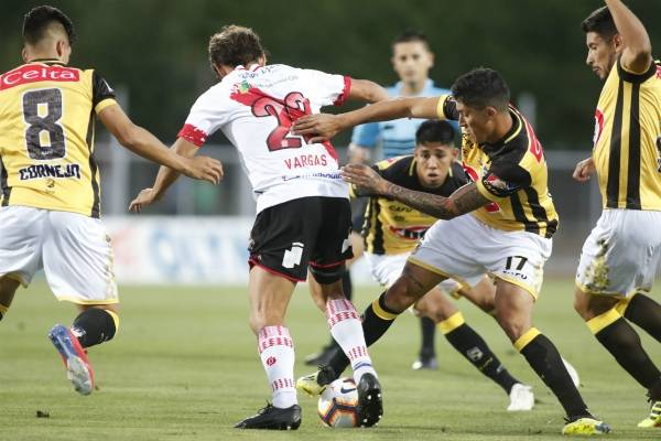 Curicó Unido vs Coquimbo Unido