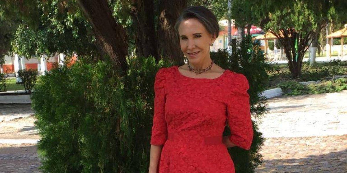 Florinda Meza regresa al cine como toda una diva