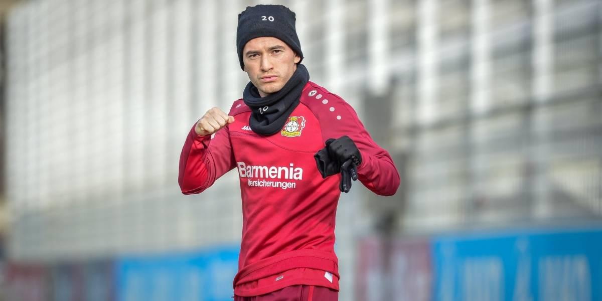 Bayer Leverkusen quiere asegurar a Charles Aránguiz e inicia la operación para renovarle su contrato