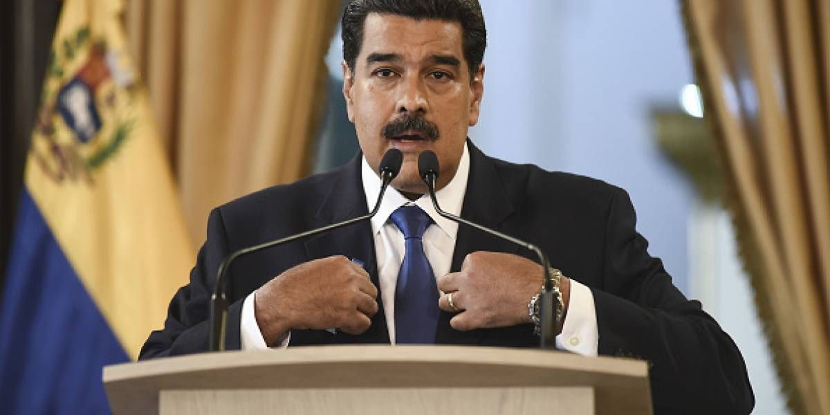 """EE.UU. dice que """"Los días de Nicolás Maduro están contados"""""""