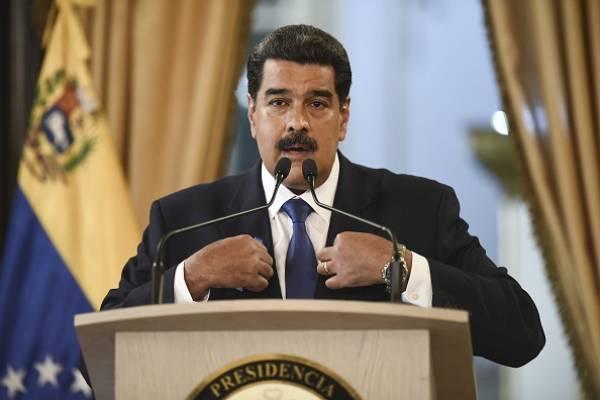 Maduro pide a México y Uruguay una posible mediación de diálogo con la oposición