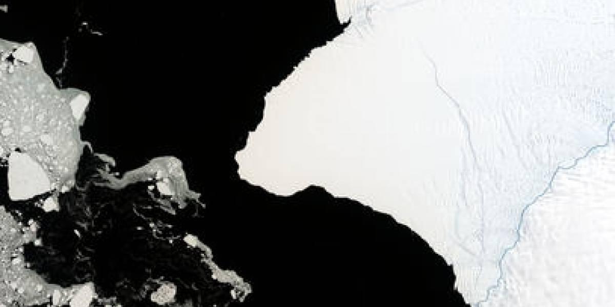 Enorme glaciar antártico está a punto de colapsar