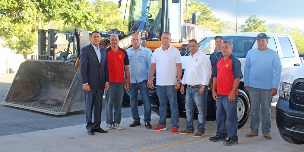 San Lorenzo aumenta flota vehicular para brindar más servicios