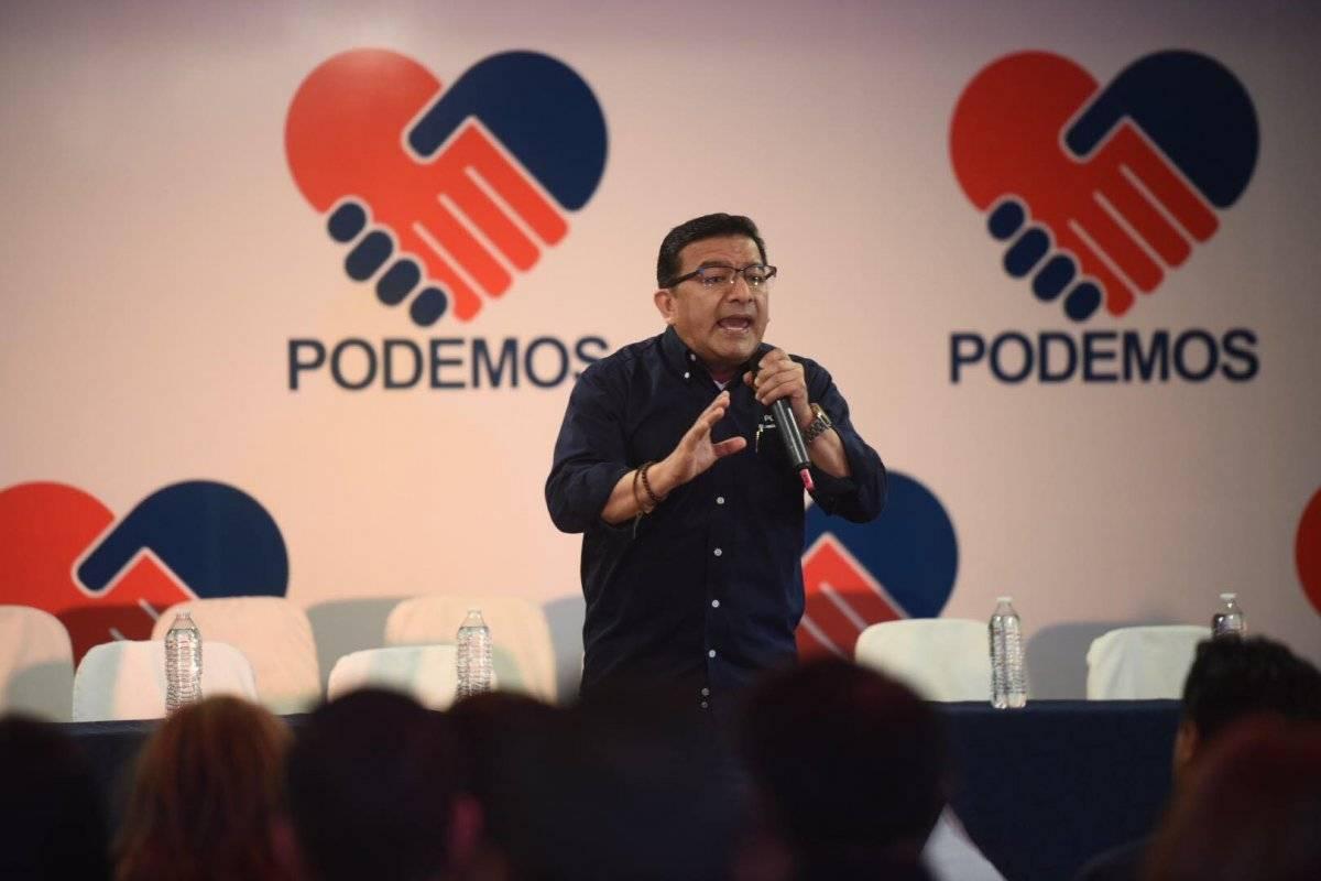 Germán Velásquez fue electo diputado por el cancelado PP. Foto: Edwin Bercián