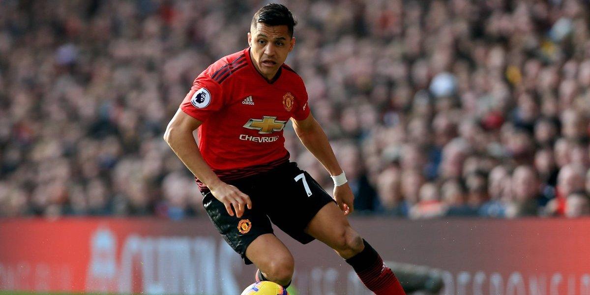 Así vivimos el triunfo del United sobre Southampton que tuvo la lesión de Alexis