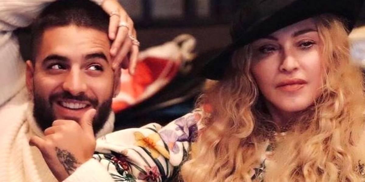 Madonna confirmó dúo musical con Maluma y sus seguidores lo celebraron