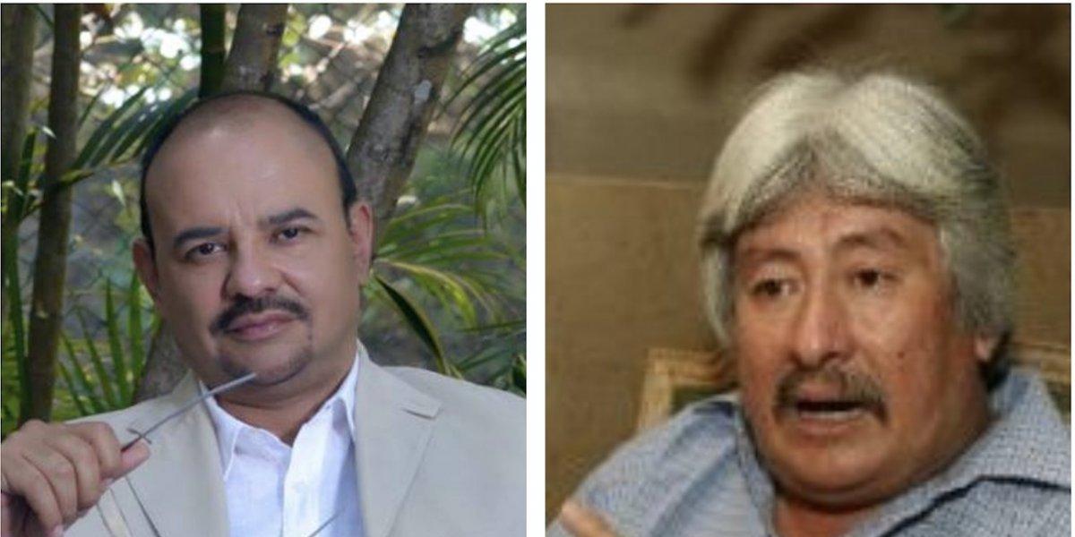 Manfredo Marroquín y Helmer Velásquez buscan participar en las elecciones