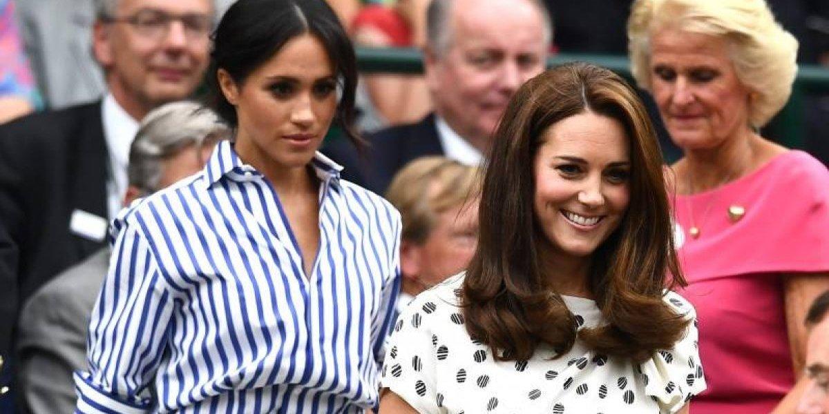 La razón por la que Kate Middleton no asistió al baby shower de Meghan Markle