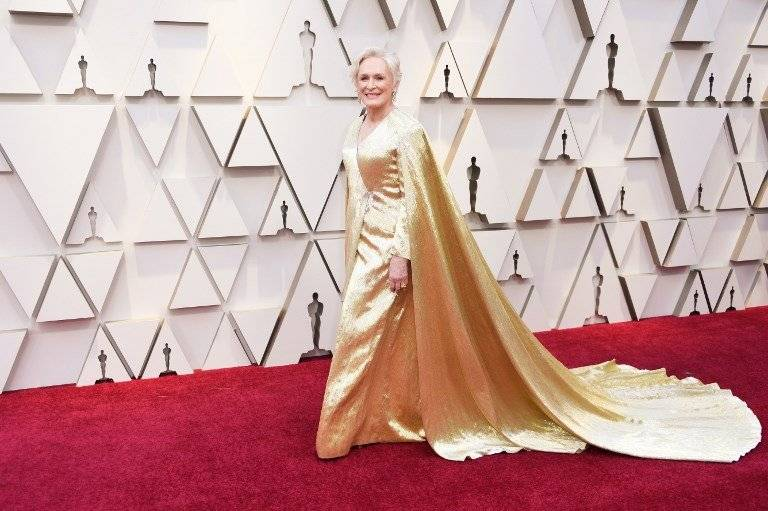 Glenn Close, Oscar 2019