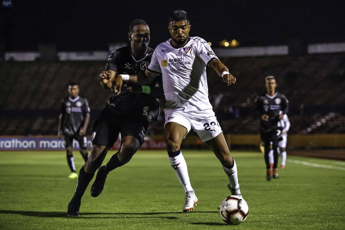LDU VS America Quito