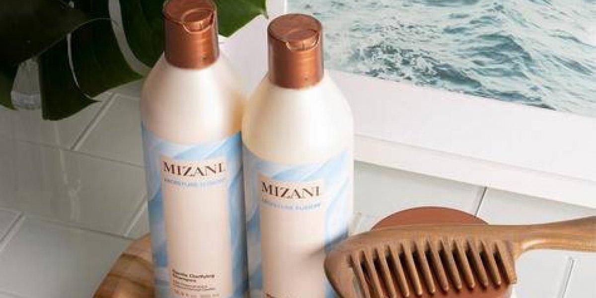 Mizani presenta nueva línea para el cuidado del cabello ´Moisture Fusion´