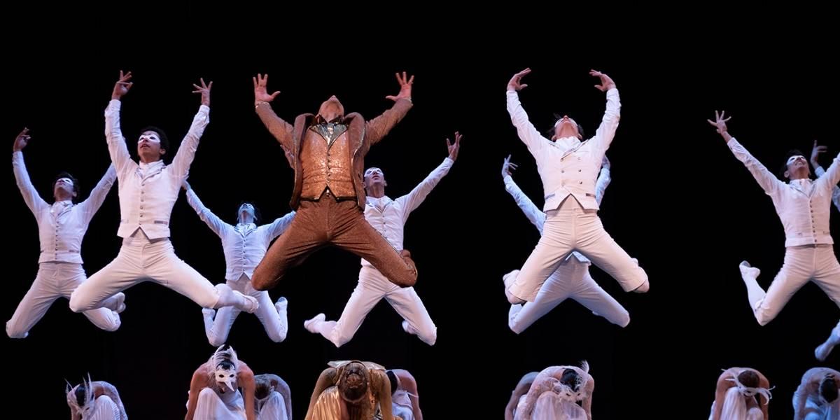Les Ballets de Monte Carlo, sublimemente hermoso...