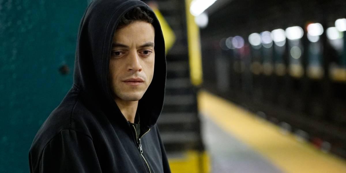 Rami Malek credita 'Mr. Robot' por seu sucesso