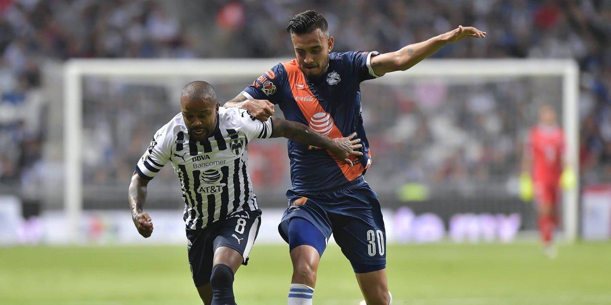 Monterrey pierde el liderato tras repartir puntos en casa ante el Puebla