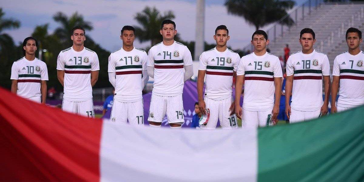 México queda en grupo complicado del Mundial Sub 20