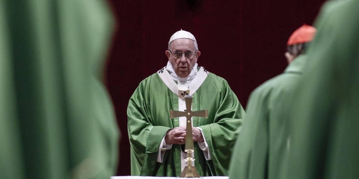 Víctimas de abusos, decepcionadas por el papa tras cumbre antipederastia
