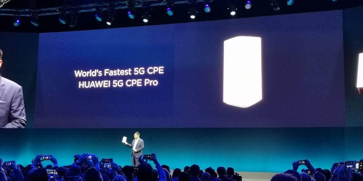 #MWC19: Huawei quiere llevar el 5G a todos sus consumidores