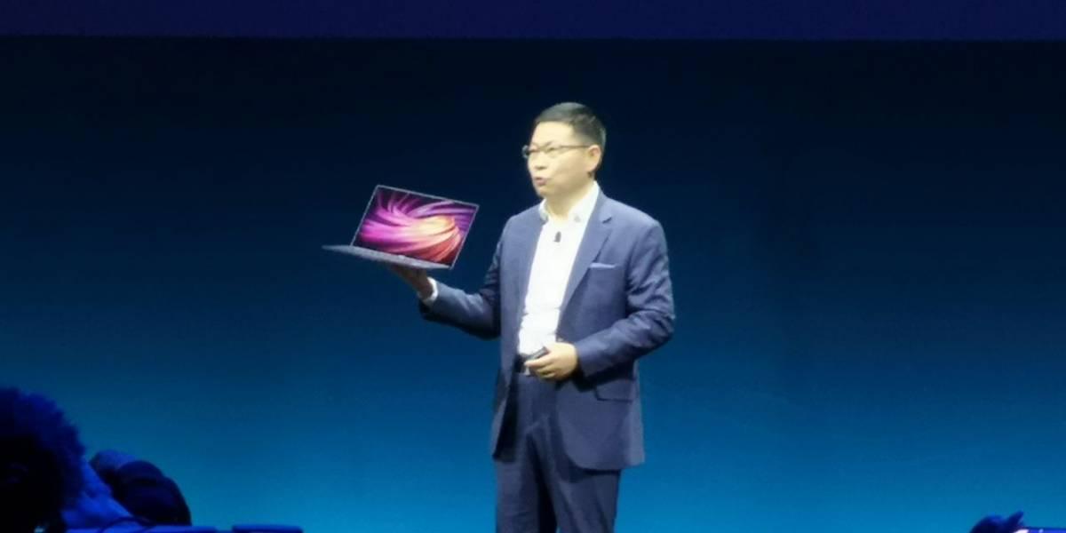 Huawei anuncia renovación del Matebook X Pro en Barcelona #MWC19